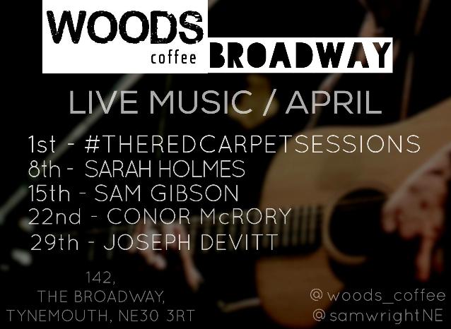 Woods Coffee