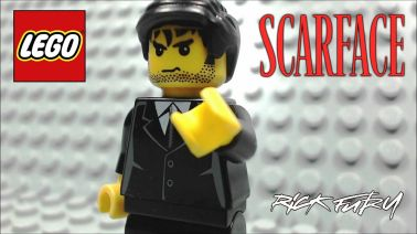 Lego Scarface