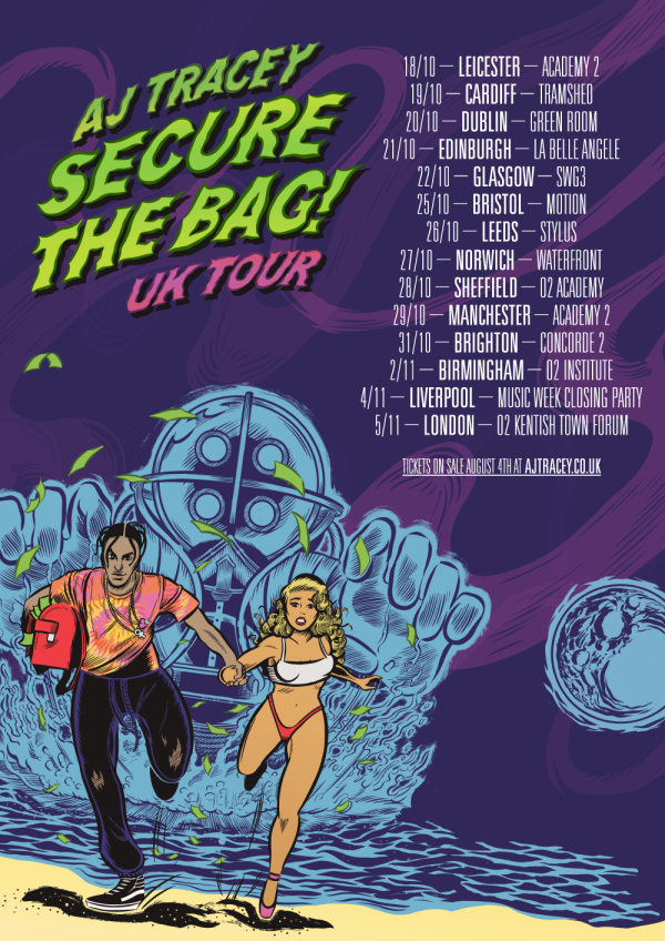 AJ Tracy Tour