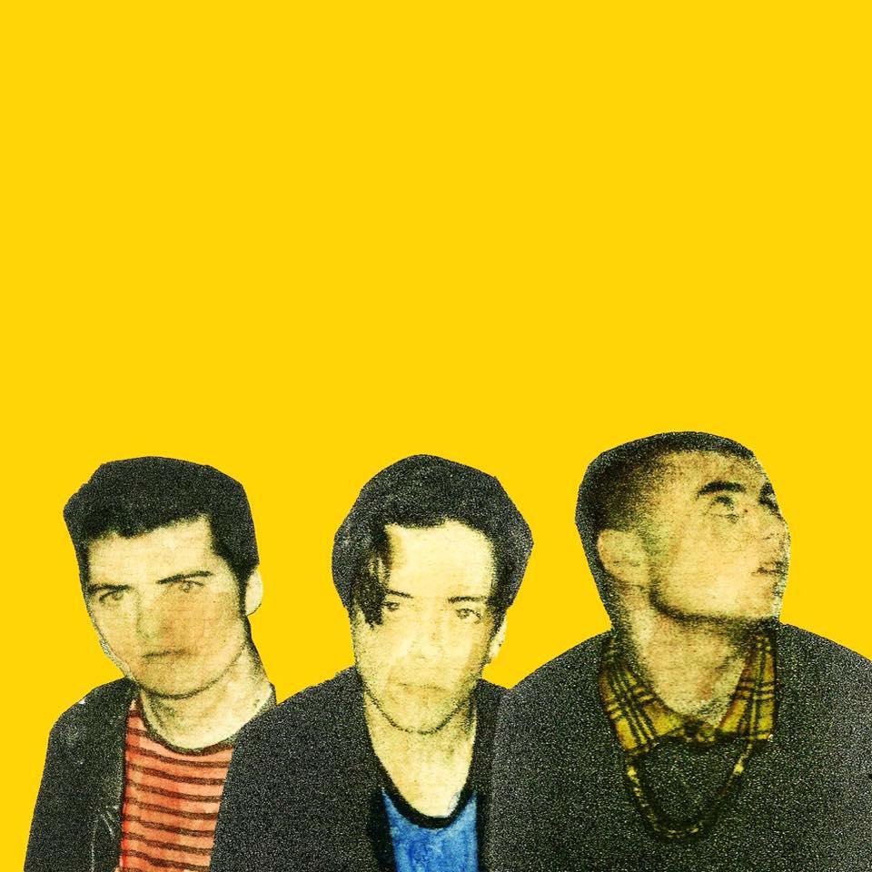 Glasgow indie punk rockers Baby Strange live