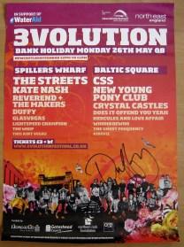 Evolution Festival 2008