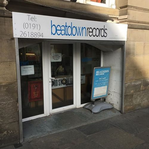 Beatdown records Newcastle