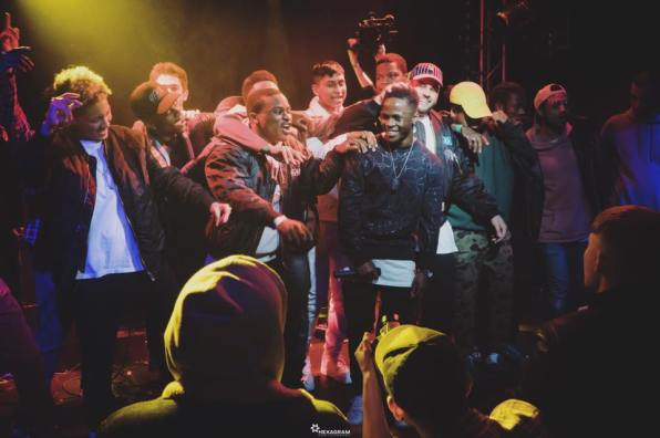 Live Review: CHAT Trust Showcase 3 - Kema Kay @ O2 Academy, Newcastle (04/04/18)