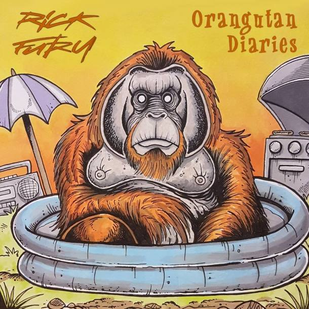 Rick Fury - Orangutan Diaries