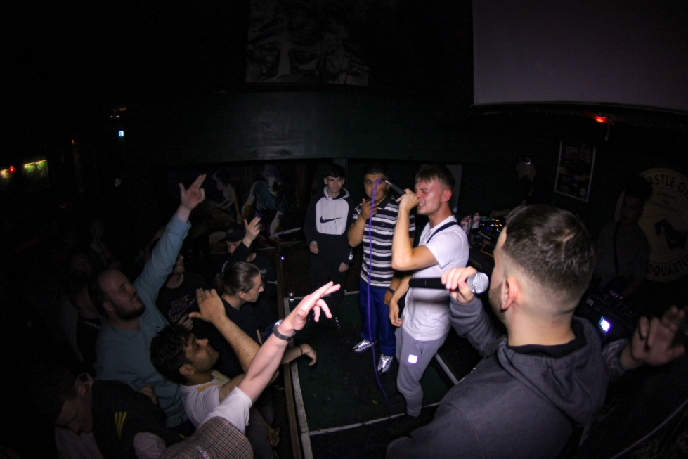 TGF @ WHQ, Newcastle