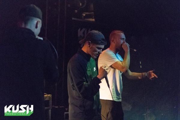 Levi Watson - Hartlepool Grime MC
