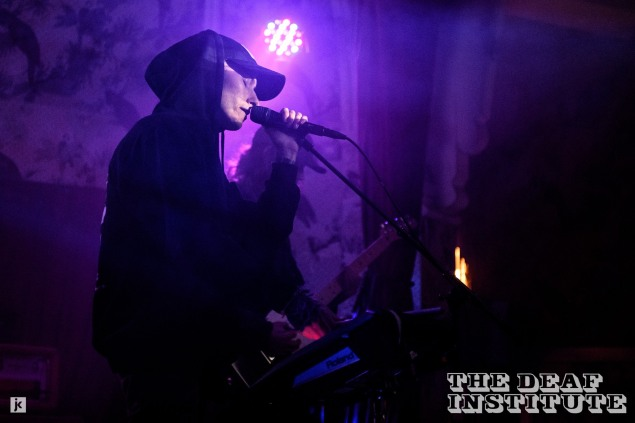nothing,nowhere. @ The Deaf Institute, Manchester | 21.10.18