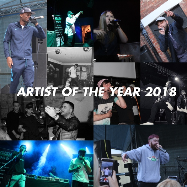 AOTY 2018