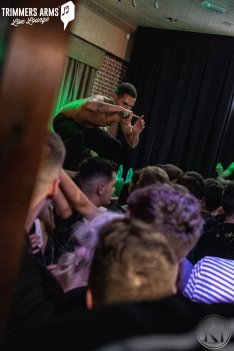 SLOWTHAI NEWCASTLE South Shields TRIMMERS ARMS