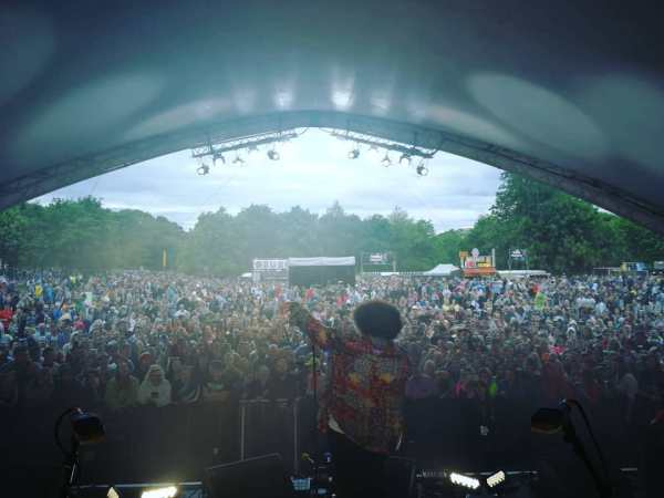 Dylan Cartlidge - Radio 1's Big Weekend 2019