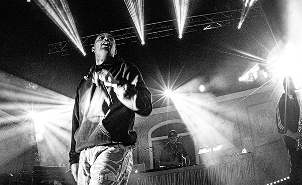 Loyle Carner live at O2 Academy Newcastle