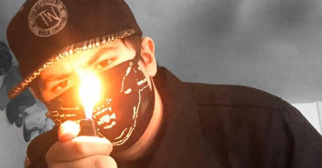 451 Pyro rapper