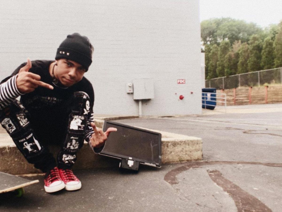 PYRXCITER rapper
