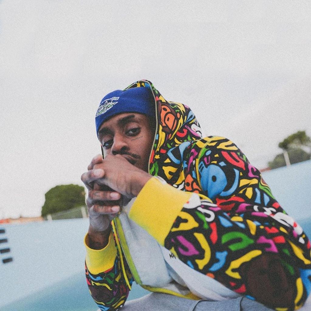 Nate Husser rapper